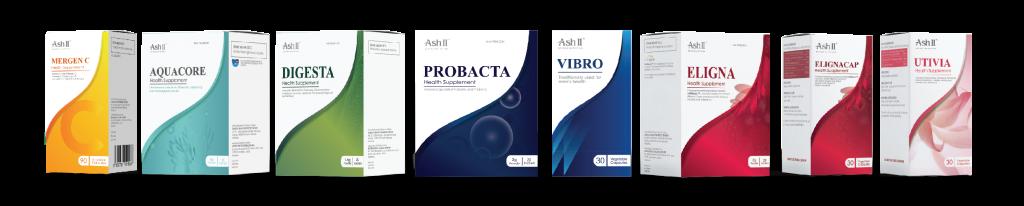 Ash II Products